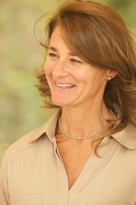 Image for Melinda Gates delivers the 2014-15 Arnold C. Harberger Distinguished Lecture on Economic Development