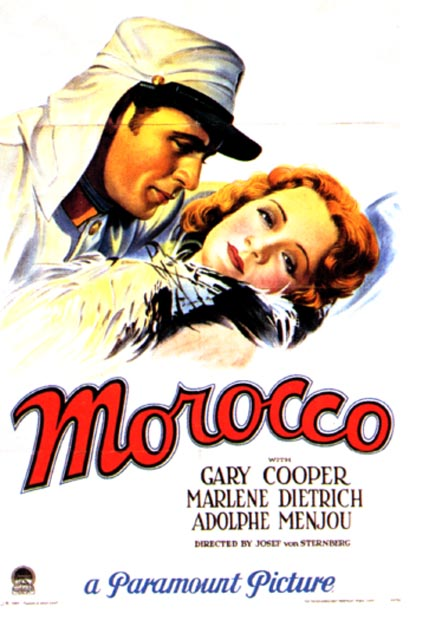 From Casablanca to Sahara: Hollywood's North Africa