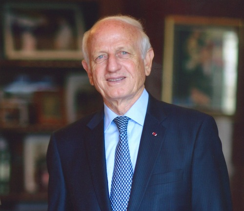 ANDRÉ AZOULAY, SENIOR ADVISOR TO H. E. KING MOHAMMED VI OF MOROCCO
