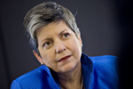 Janet Napolitano, US Secretary of Homeland Security  - FULL MULTIMEDIA COVERAGE NOW AVAILABLE!!