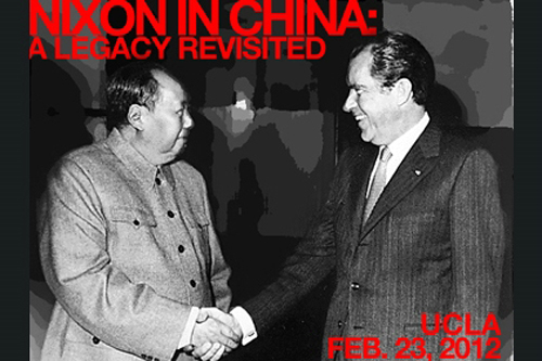 UCLA conference explores impact of Nixon's 1972 visit with China's Chairman Mao