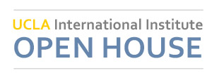 UCLA International Institute Open House