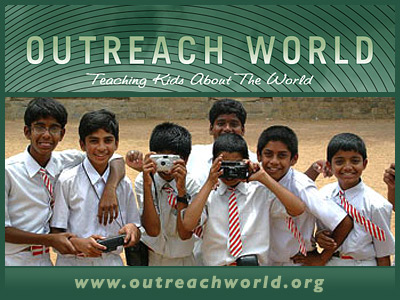 Outreach World Website Lauded by Federal Government