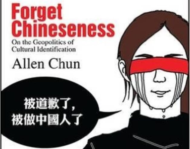 Forget Chineseness: On the Geopolitics of Cultural Identification