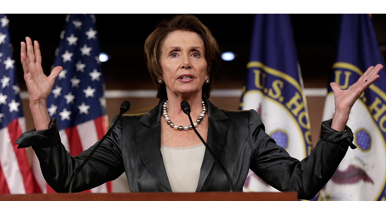 Image for OCT 24, 2018: The 2018-19 Bernard Brodie Lecture on the Conditions of Peace featuring Democratic Leader Nancy Pelosi