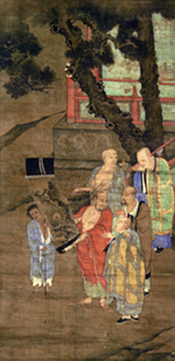 Through the Eyes of Another: Visions of Arhats in Song-Dynasty China