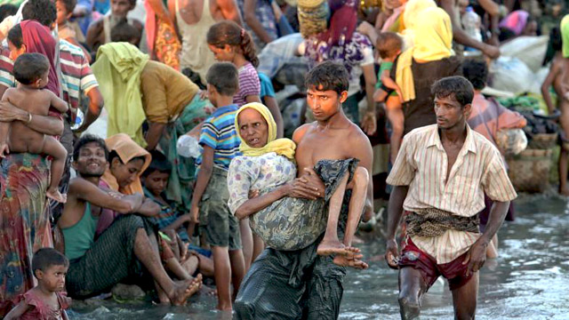 Rohingya crisis -- Genocide in real time demands a response