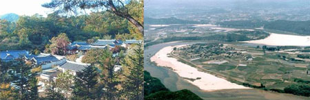 The Evolution of Confucian Landscape in the Andong Cultural Region of Korea: Universalism or Particularism?