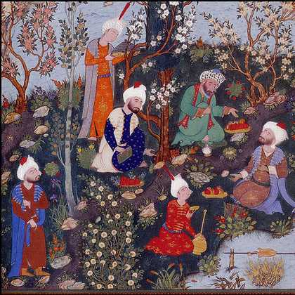 The Shahnameh: Iran