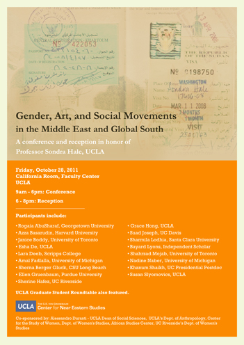 Gender, Art, and Social Movements in the Middle East and Global South