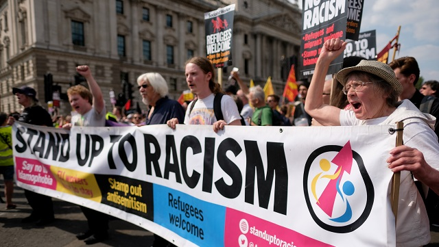 Racism and White Supremacy in Europe