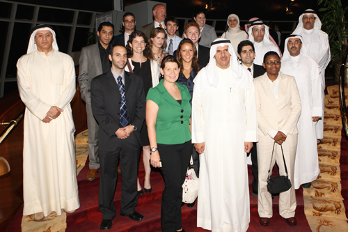 Visit to Kuwait expands international knowledge, understanding for nine UCLA students