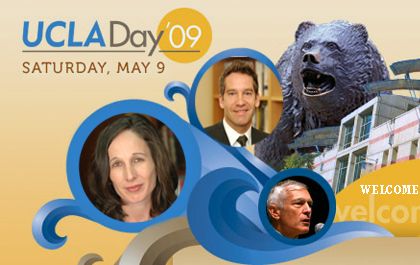 "Burkle Center Affiliates at UCLA Day: ""Current Events in Foreign Policy"""