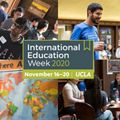 Image for International Education Week goes online