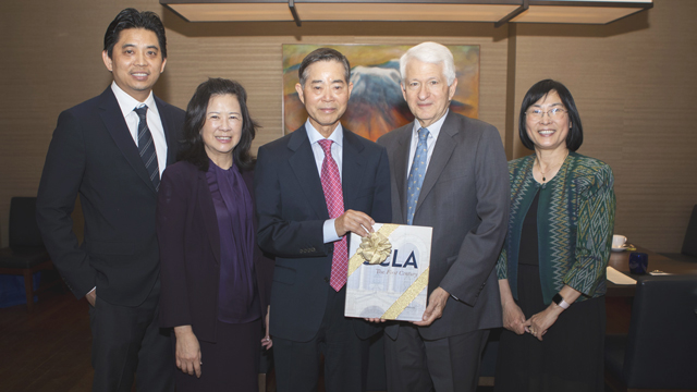 Asia Pacific Center receives $1 million to strengthen Taiwan Studies Program