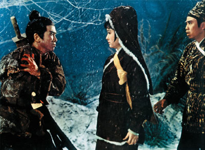 Special Opportunity to View Rare and Classic Chinese Martial Arts Films