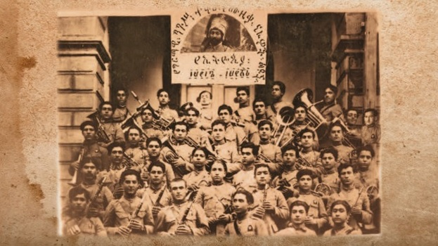 The King and the Forty Orphans:  The Invention of an Armenian Homeland in Ethiopia