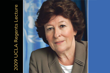 """The Politics of Human Rights in the United Nations"" by The Honorable Louise Arbour"