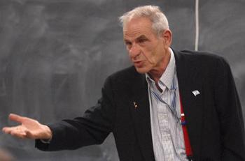 Guest Professor Speaks on Israel, Middle East