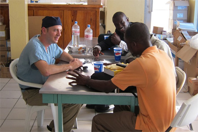 UC Faculty, Students Head to Haiti to Extend Role in Recovery