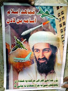 Making Sense of Osama