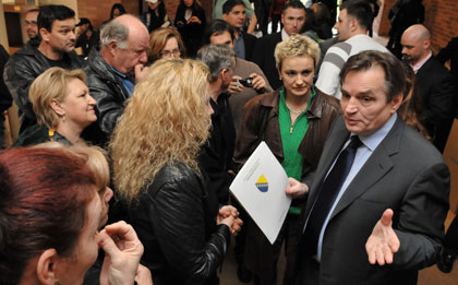 Sound Governance, Justice Elude Bosnia and Herzegovina