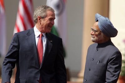 Nuclear Deal Fueled by India