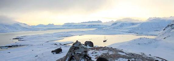 Artist Focuses Camera on Arctic North