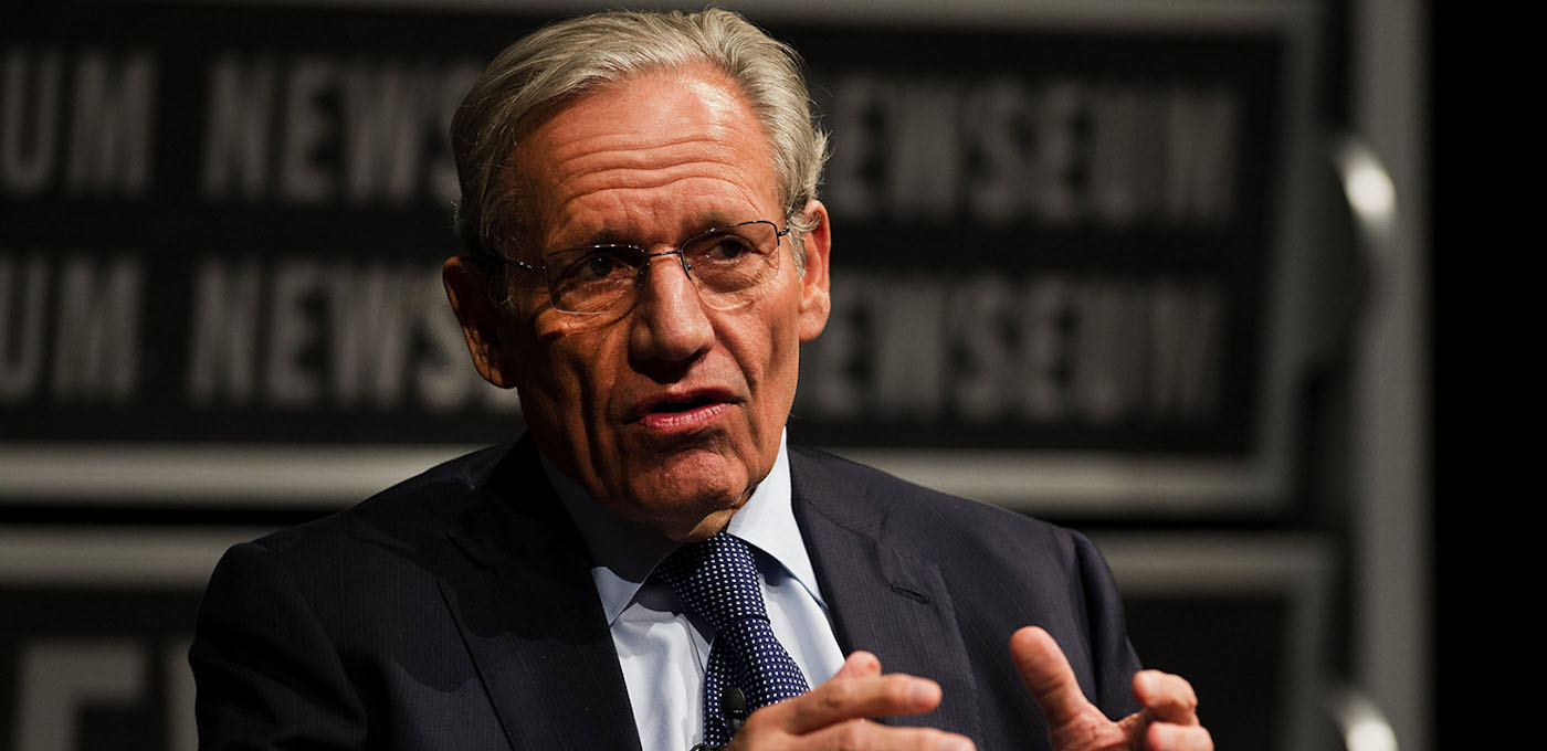 Image for Bob Woodward to deliver the 2018-19 Daniel Pearl Memorial Lecture