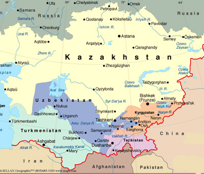 The Rise of Islamic Extremism in Central Asia
