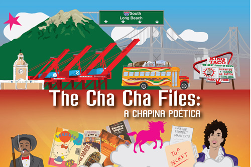 Image for Book Signing-Cha Cha Files: A Chapina Poética