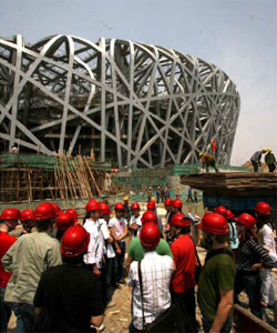 Architecture Students Work Hand-in-Hand With Chinese Peers