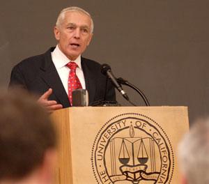 Clark: Iraq War Legal, Not Legitimate