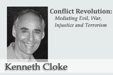 Burkle Talk with Kenneth Cloke, President & Co-Founder of Mediators Beyond Borders