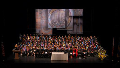 UCLA International Institute 2014 Commencement
