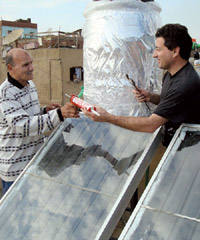 Renewable Energy for Urban Homes