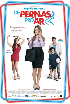 De Pernas Pro Ar (Head Over Heels) (2011)