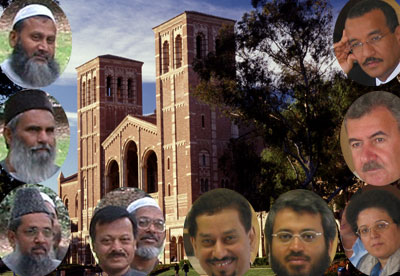 Muslim Visitors from 11 Countries Come to UCLA This Fall