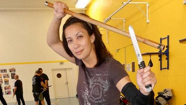 Wonder Women Series Kick-off with Diana Lee Inosanto