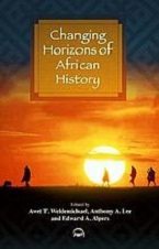 Image for Changing Horizons of African History