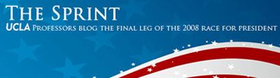 Burkle Center Fellow Amy Zegart Blogs the Final Leg of the 2008 Race for President