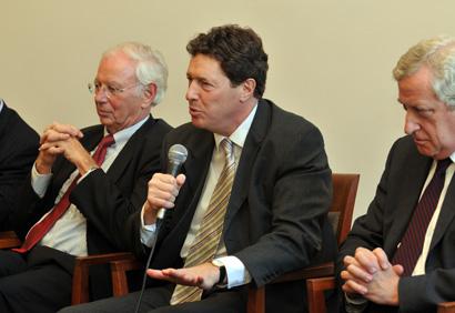 European Ambassadors Discuss Global Challenges, Transatlantic Cooperation