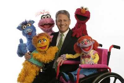 Burkle Talk: Gary Knell, President and CEO of Sesame Workshop, on Muppet Diplomacy.