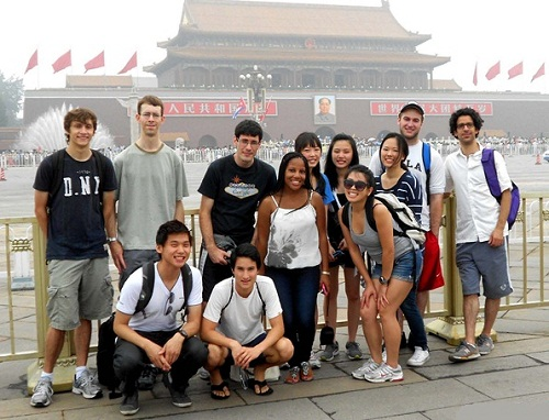 Feedback, 2012 JRI Summer Research Program at PKU