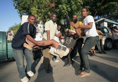 Campus Community Scrambles to Respond to Crisis in Haiti