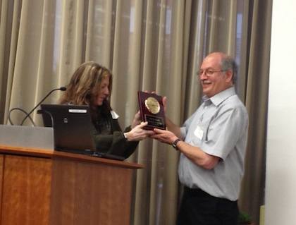 International Institute congratulates UCLA Librarian of the Year David Hirsch