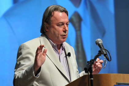 Christopher Hitchens Decries Anti-Semitism in Lecture at UCLA
