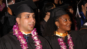 International Studies Majors Hold Graduation Ceremonies
