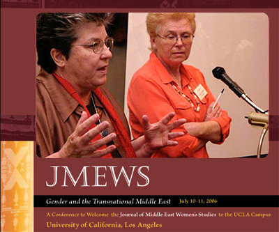 Journal of Middle East Women's Studies Moves to UCLA