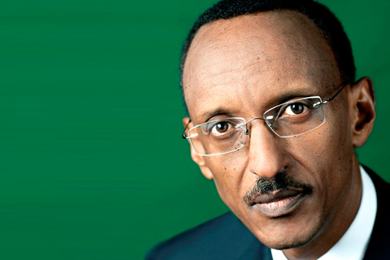 Cancelled - Rwandan President Paul Kagame to speak at UCLA
